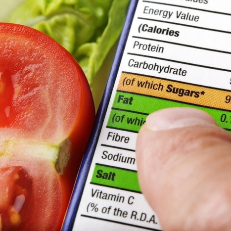 Google Spices Up Search With Nutritional Data | Go Sugar Free Now | Scoop.it