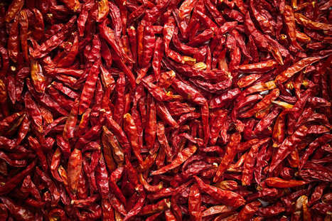 A New Study Says Guys Who Eat Spicy Foods Have More Testosterone   Urban eating   Scoop.it