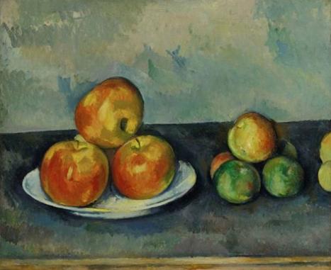 Des pommes à $46 millions pour Cezanne | Impressionnisme | Scoop.it