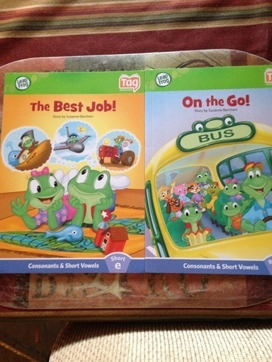 LeapFrog Tag Books | Ebay,Etsy,Amazon | Scoop.it