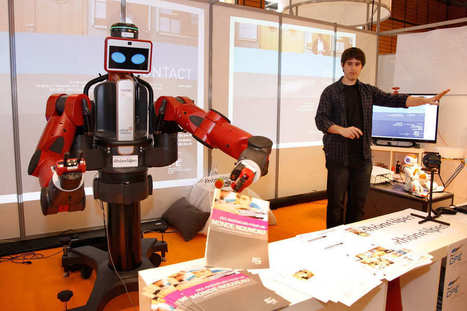 Can Workplace Robots Get Along With the Humans They're Replacing? | leapmind | Scoop.it