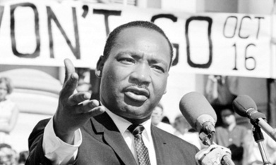Why my 8,000 mile walk to meet Martin Luther King was worth it | This is Your World | Scoop.it