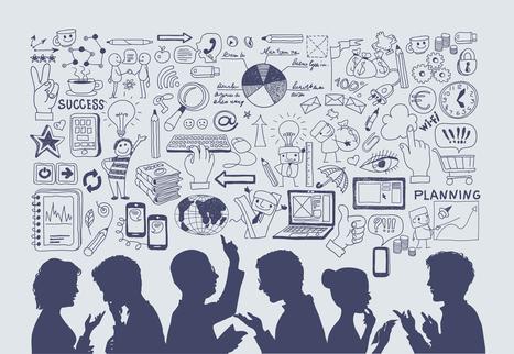 L'économie collaborative est elle digitale par nature ?   Insight on innovation   Scoop.it