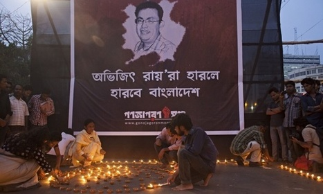 Avijit Roy was hacked to death for his secular views. Let's share his story | Alom Shaha | Psycholitics & Psychonomics | Scoop.it