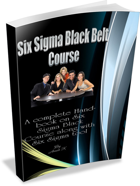 Six Sigma Black Belt ( Course, Tool kits and Sample Projects) | Six Sigma and excel concepts | Scoop.it
