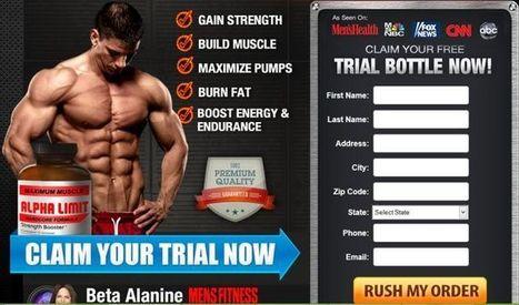 Alpha Limit | Supplements Tip | Scoop.it