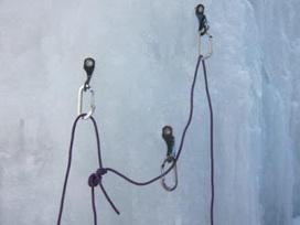 American Alpine Institute - Climbing Blog: Ice Anchors - Part II | Belay Stations | Scoop.it