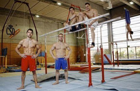 Los gimnastas se plantan ante los recortes