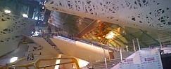 Expo, dentro il cantiere di Palazzo Italia a nove giorni dal via (22/04): le immagini | I THINK AND I SHARE | Scoop.it