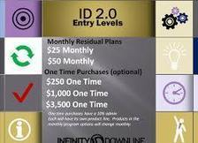 The Launch of Infinity Downline 2.0 Will Mean a New Name for the Program! - Infinity Downline Integrity | Understanding the Infinity Downline Compensation Plan - Reverse 2 Up | Scoop.it