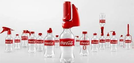 Don't throw away the used plastic bottles, be creative and reuse them | Coca-Cola® News | Scoop.it
