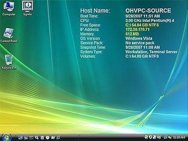 Display IP, host name and more on desktop   Bbroy   Scoop.it