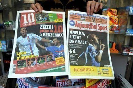 L'éditeur de «l'Equipe» lourdement condamné pour stratégie anticoncurrentielle | Les médias face à leur destin | Scoop.it