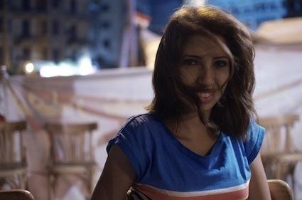 Ces femmes qui font la révolution égyptienne | Égypt-actus | Scoop.it