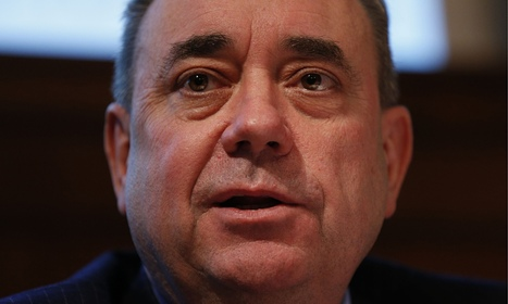 Scotland's deficit of £12bn damages Alex Salmond's case for independence | Press coverage - Centre on Constitutional Change | Scoop.it