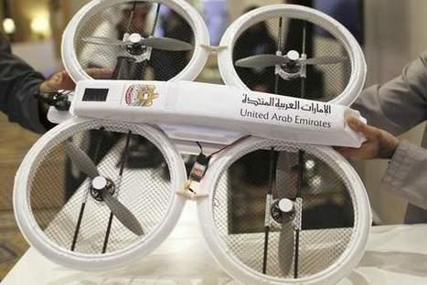UAE develops delivery drones to improve government services | Post-Sapiens, les êtres technologiques | Scoop.it