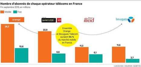 Orange et Bouygues officialisent leur projet de fusion dans les télécoms | Pilotage et Gestion projets dans les Telco | Scoop.it