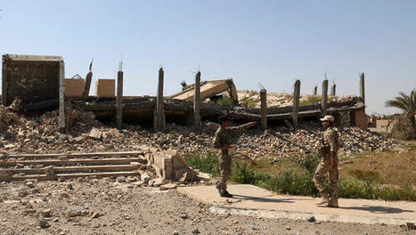 Saddam Hussein's tomb leveled during fight against ISIS - CBS News | CLOVER ENTERPRISES ''THE ENTERTAINMENT OF CHOICE'' | Scoop.it