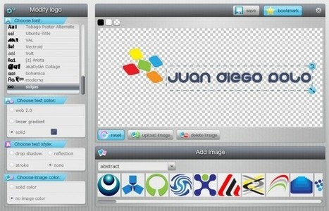 logotypemaker – Un generador automático de logotipos | EDUDIARI 2.0 DE jluisbloc | Scoop.it