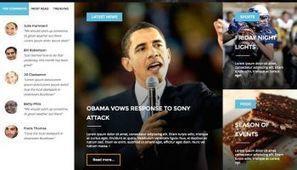 BlogBox Joomla Template for Authors, Bloggers & Publishers | Premium Joomla Templates | Scoop.it