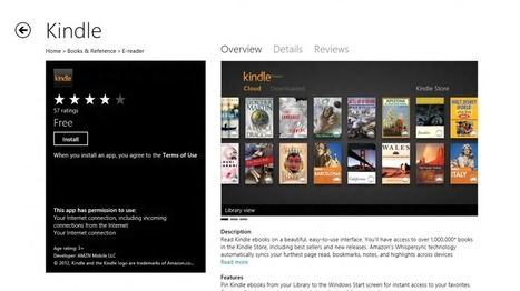 Kindle Metro App for Windows 8 | As frankps sees the world! | kindle metro beta | Scoop.it