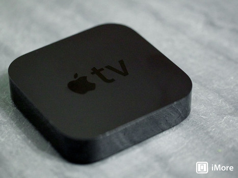 Apple TV receives minor software update | Technology and Gadgets Geek | Scoop.it