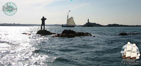 Restitution 3D de La Dauphine, archéologie sous-marine. #JNA14 | | HG didactique | Scoop.it