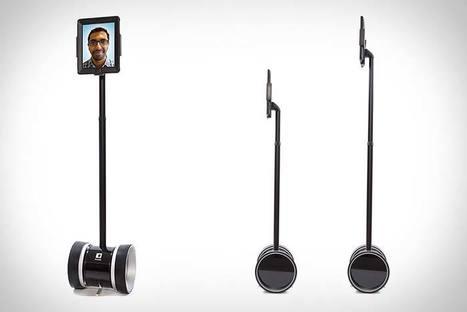 Double Robotics: cuando el iPad se convierte en un robot con ruedas. - Ayuda iPad | Diseños y Soluciones | Scoop.it
