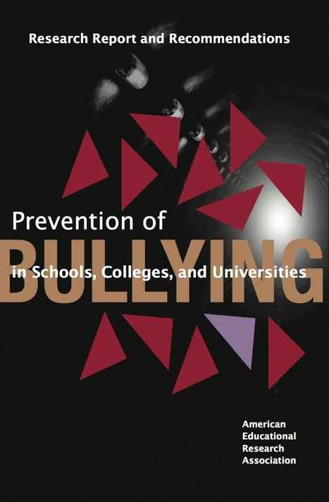 Prevention of Bullying: Research Report and Recommendations | Preventing bullying | Scoop.it
