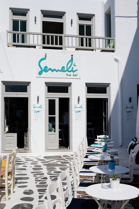 Sélection de bonnes adresses à Mykonos ville   ReverDailleurs - Blog voyage et échappées belles   Tourisme veille info   Scoop.it