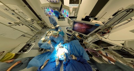 VR and Simulation are New Frontiers of Surgical Training outside OR | Sim-Supported Decisions & Discoveries | Scoop.it