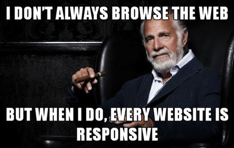 Responsive Web Design with Less Code | Web Design | Scoop.it