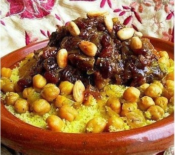 Couscous tfaya | food | Scoop.it