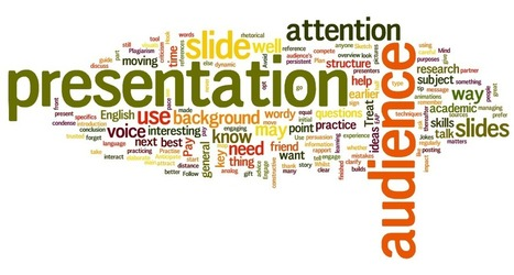 10 Top Tips for Presentations: EAP vs. BE | TeachingEnglish | Scoop.it