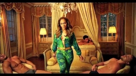 """Jennifer Lopez's Promoting Lumia 2520 in her upcoming music video """"I Luh Ya PaPi"""" 