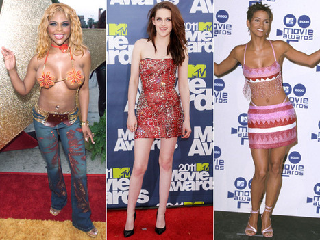 The 20 Sexiest Red Carpet Outfits In The History Of The MTV Movie Awards - Sexy Balla | Daily News About Sexy Balla | Scoop.it