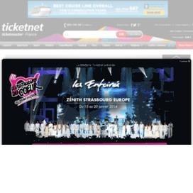 Codes Promotion et Réductions Valides Ticketnet - janvier 2014. Code promo Ticketne | codes promos | Scoop.it
