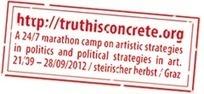 truth is concrete | Social Art Practices | Scoop.it