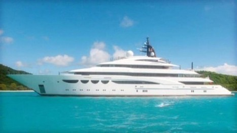 The Biggest Yacht in Monaco (Yours for $1M a Week): Video   Luxury and Marketing   Scoop.it