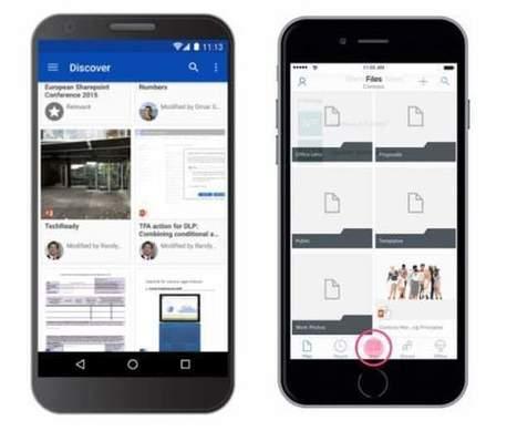Microsoft presenta novedades en OneDrive y SharePoint   Aprendiendoaenseñar   Scoop.it