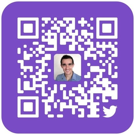 Twitter : un QR code pour suivre les utilisateurs, comme sur Snapchat - Blog du Modérateur | Smartphones et réseaux sociaux | Scoop.it