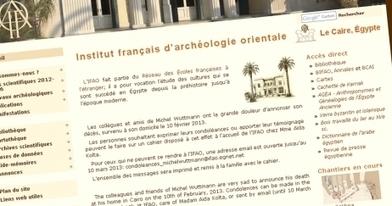 Egypte: L'archéologue français Michel Wuttmann assassiné à cause de sa connaissance d'archives privées ? | Égypt-actus | Scoop.it