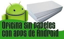 Aplicaciones para tablets que nos permitirán deshacernos del papel | #TRIC para los de LETRAS | Scoop.it