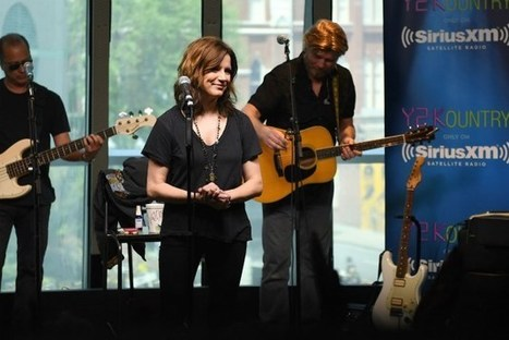 Martina McBride Calls Keith Urban 'Gracious' for Recording Duet on 'Reckless'   Country Music Today   Scoop.it