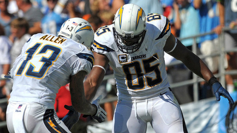 Antonio Gates Will Be X-Factor For San Diego Chargers In Week 3   NFL - National Football League   Scoop.it