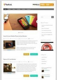 Rethink - InkThemes Review WordPress Theme For Affiliates | WordPress Themes Review | Scoop.it