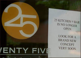 25 Kitchen + Bar closes | WOOD TV8 | Eat Local West Michigan | Scoop.it