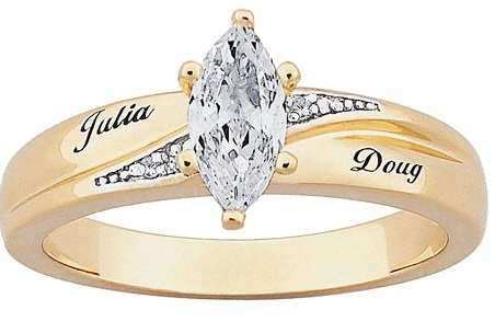 Choose the Right Design for your Custom Name Rings | Rings of the World | Scoop.it