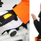Turn Signal Gloves Vastly Increase Your Chances Of Surviving an Urban Bike Ride   News we like   Scoop.it