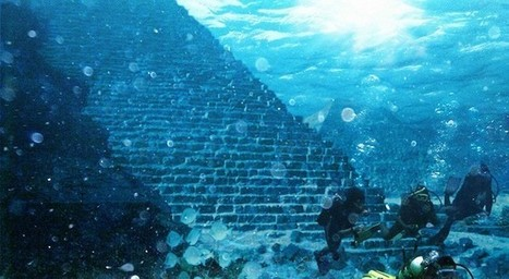 Amateur Discovery of PERFECT Submerged PYRAMID (Azores) - Media Noticeably Silent    Prophecy   Azores   Scoop.it